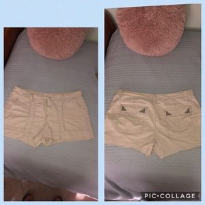Khaki cargo like shorts Old Navy